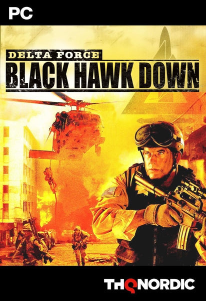 Delta Force: Black Hawk Down - Oynasana