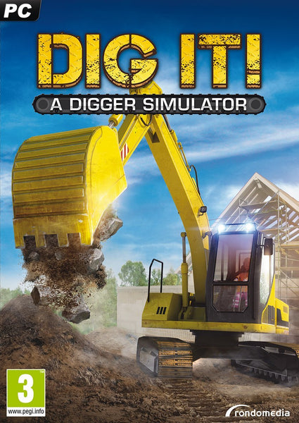 DIG IT! - A Digger Simulator - Oynasana