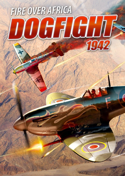 Dogfight 1942 Fire Over Africa - Oynasana