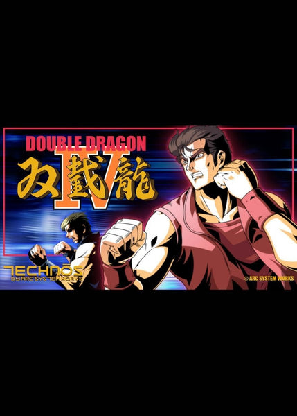 Double Dragon IV - Oynasana