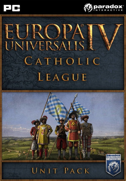 Europa Universalis IV: Catholic League Unit Pack - Oynasana
