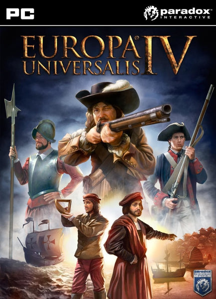 Europa Universalis IV: Collection - Oynasana