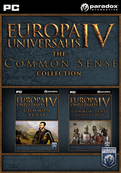 Europa Universalis IV: Common Sense Collection - Oynasana