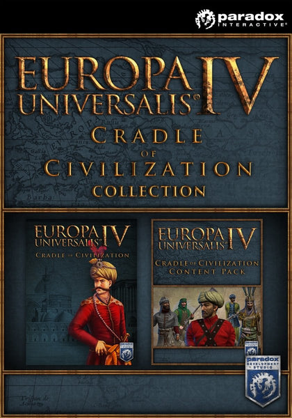 Europa Universalis IV: Cradle of Civilization Collection - Oynasana