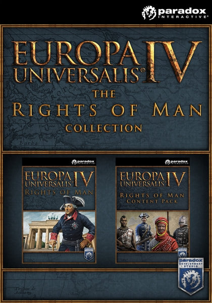 Europa Universalis IV: Rights of Man Collection - Oynasana
