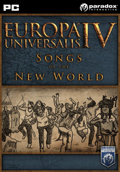 Europa Universalis IV: Songs of the New World - Oynasana