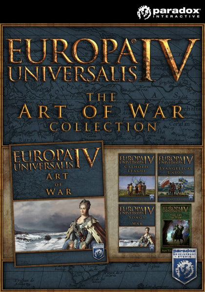 Europa Universalis IV: The Art of War Collection - Oynasana