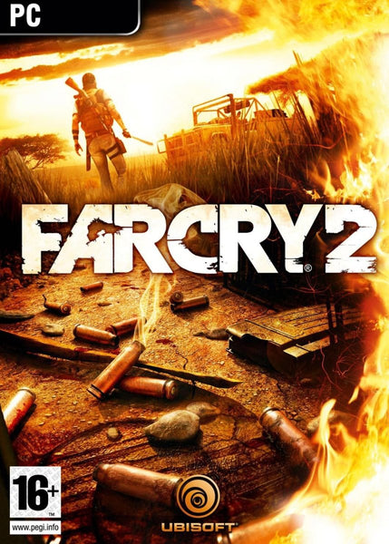 Far Cry 2 - Oynasana