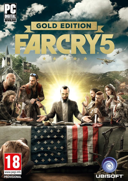 Far Cry 5 – Gold Edition - Oynasana