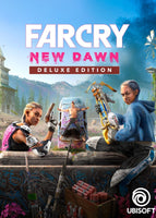 Far Cry New Dawn Deluxe Edition - Oynasana