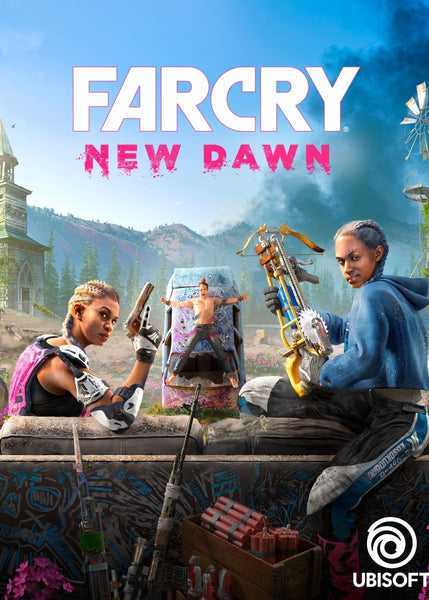 Far Cry New Dawn - Oynasana