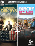 Far Cry New Dawn Ultimate Edition - Oynasana