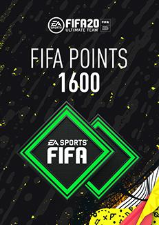 FIFA 20 ULTIMATE TEAM FIFA POINTS 1600 WW - Oynasana