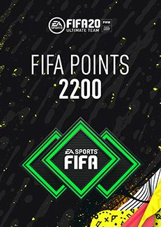 FIFA 20 ULTIMATE TEAM FIFA POINTS 2200 WW - Oynasana