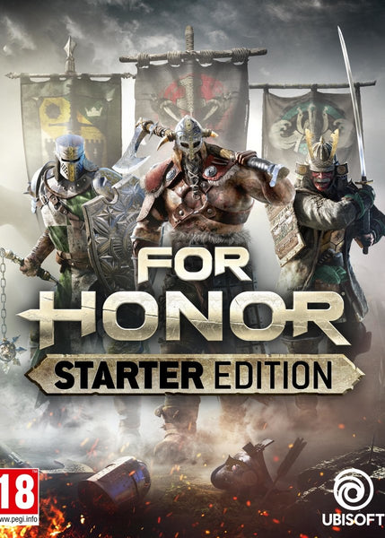 For Honor - Starter Edition - Oynasana