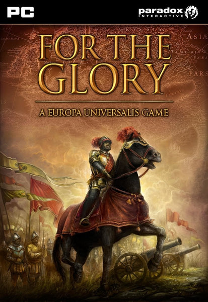 For The Glory: A Europa Universalis Game - Oynasana