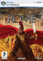 Grand Ages: Rome - The Reign of Augustus - Oynasana