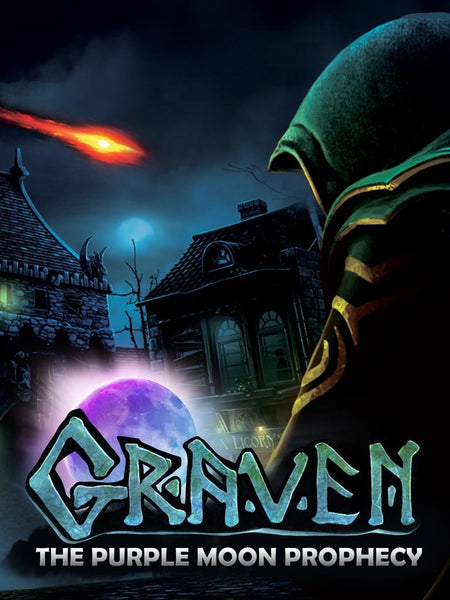 GRAVEN: The Purple Moon Prophecy - Oynasana