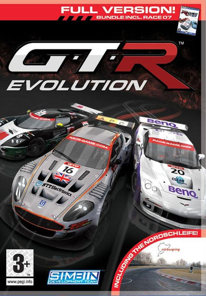 GTR Evolution - Oynasana