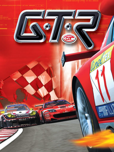 GTR - FIA GT Racing Game - Oynasana