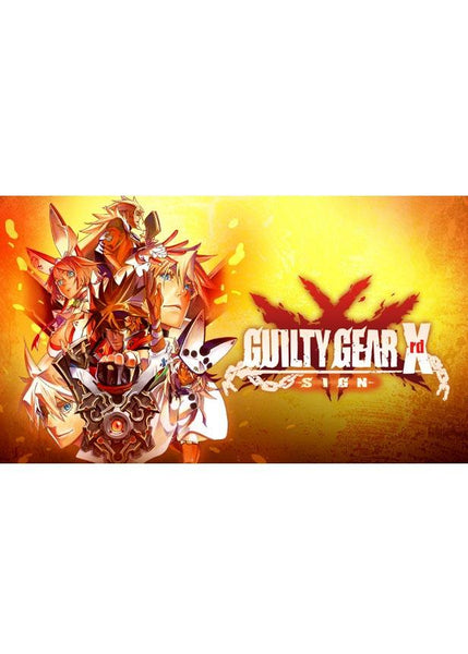 Guilty Gear Xrd -SIGN- - Oynasana
