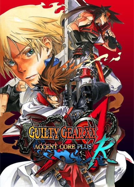 Guilty Gear XX Accent Core Plus R - Oynasana