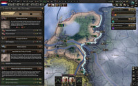 Hearts of Iron IV: Man the Guns - Oynasana