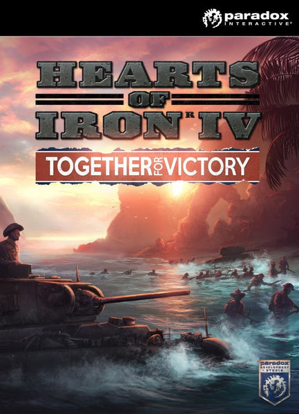 Hearts of Iron IV: Together for Victory - Oynasana