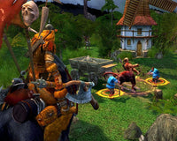 Heroes of Might and Magic V: Tribes of the East - Oynasana