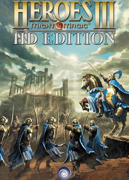 Heroes of Might & Magic III - HD Edition - Oynasana