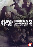 Hidden & Dangerous 2: Courage Under Fire - Oynasana