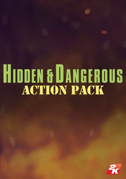 Hidden & Dangerous: Action Pack - Oynasana