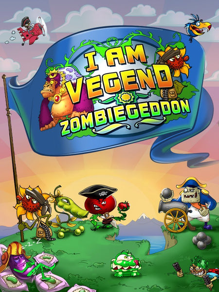 I Am Vegend - Zombiegeddon - Oynasana