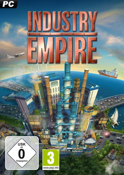Industry Empire - Oynasana