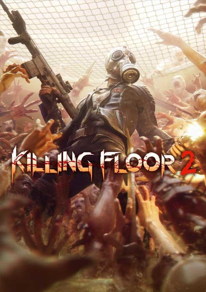 Killing Floor 2 - Oynasana