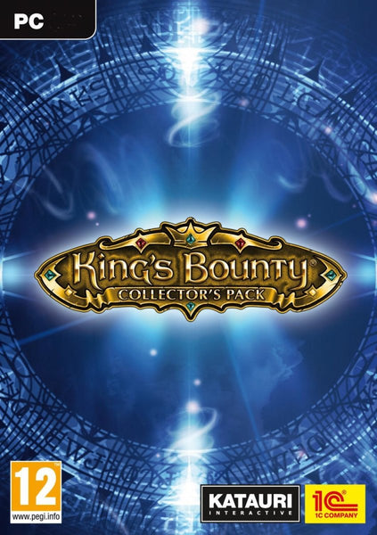 King's Bounty: Collector's Pack - Oynasana
