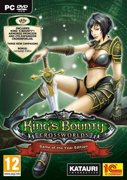 King's Bounty: Crossworlds GOTY - Oynasana