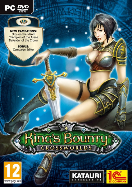 King's Bounty: Crossworlds - Oynasana