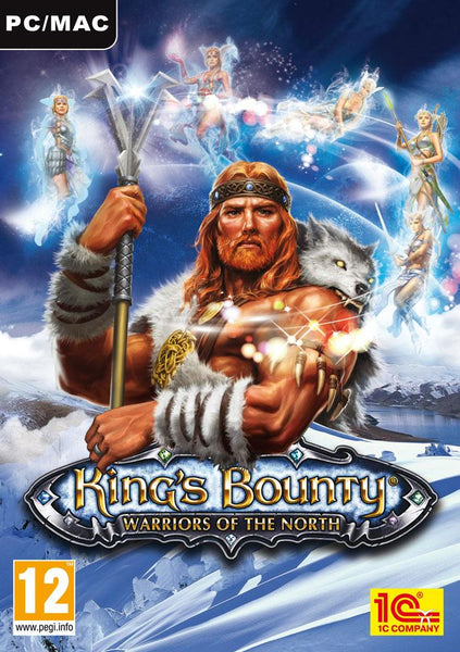 King's Bounty: Warriors of the North - Valhalla Edition - Oynasana