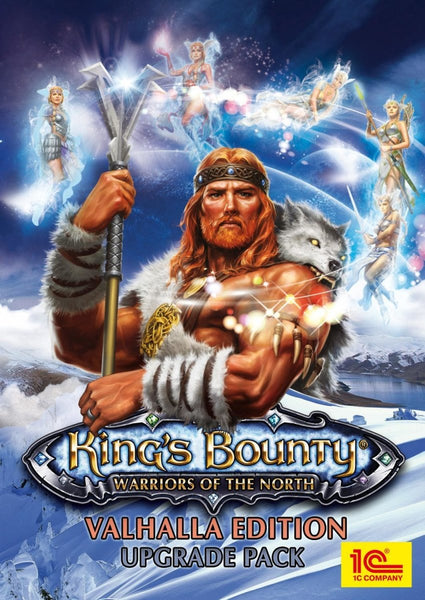 King's Bounty: Warriors of the North Valhalla upgrade - Oynasana
