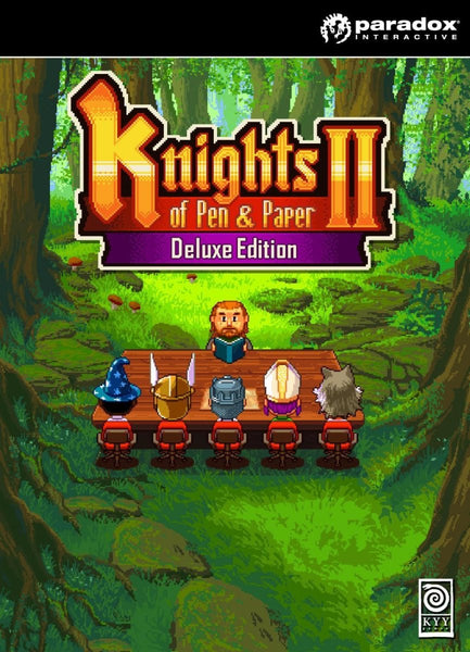 Knights of Pen & Paper 2 Deluxe Edition - Oynasana