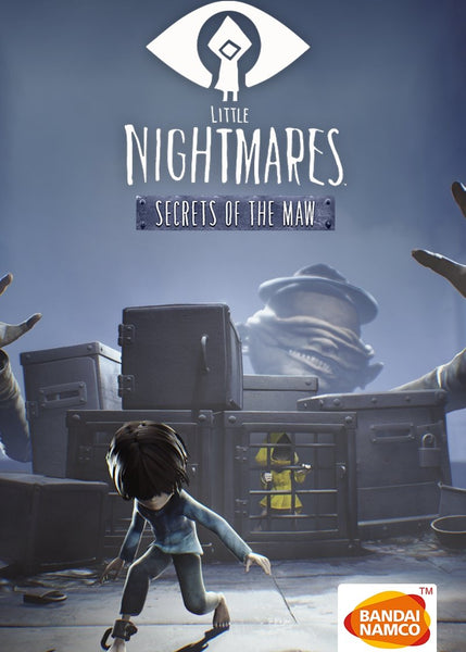 Little Nightmares: Secrets of The Maw Expansion Pass - Oynasana