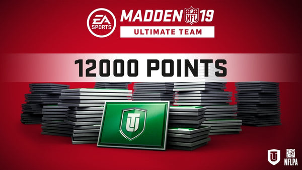 Madden NFL 19 Ultimate Team 12000 Points Pack - Oynasana
