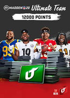 Madden NFL 20: 12000 Madden Ultimate Team Points - Oynasana