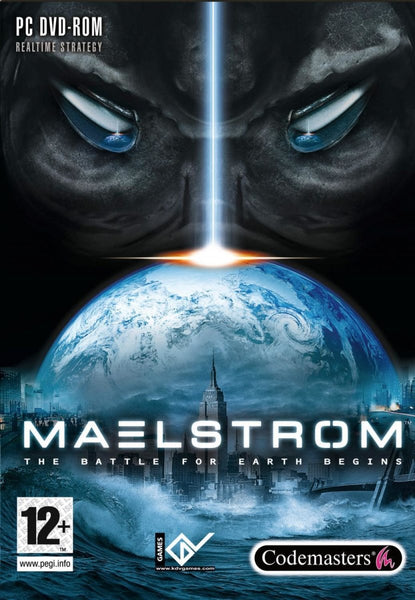Maelstrom: The Battle for Earth Begins - Oynasana