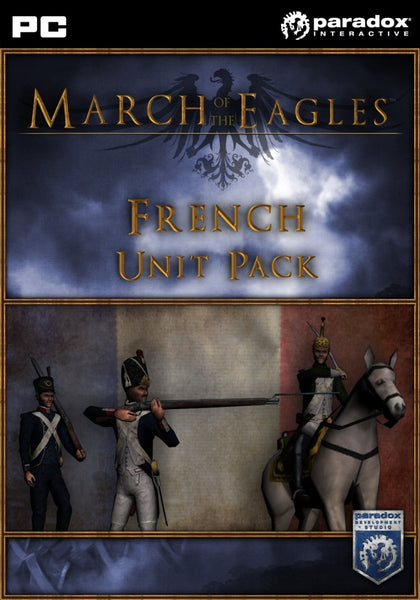 March of the Eagles: French Unit Pack - Oynasana