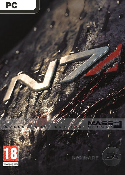 Mass Effect 2 Digital Deluxe Edition - Oynasana