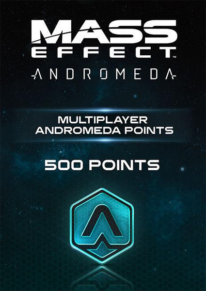 Mass Effect: Andromeda - 500 Points Pack - Oynasana