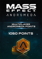 Mass Effect: Andromeda - Points Pack 2 (1050 PTS) - Oynasana