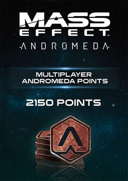Mass Effect: Andromeda - Points Pack 3 (2150 PTS) - Oynasana